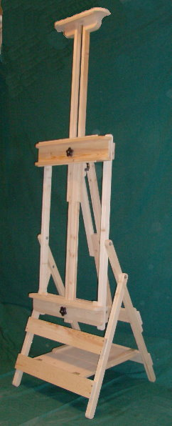 multimedia easel