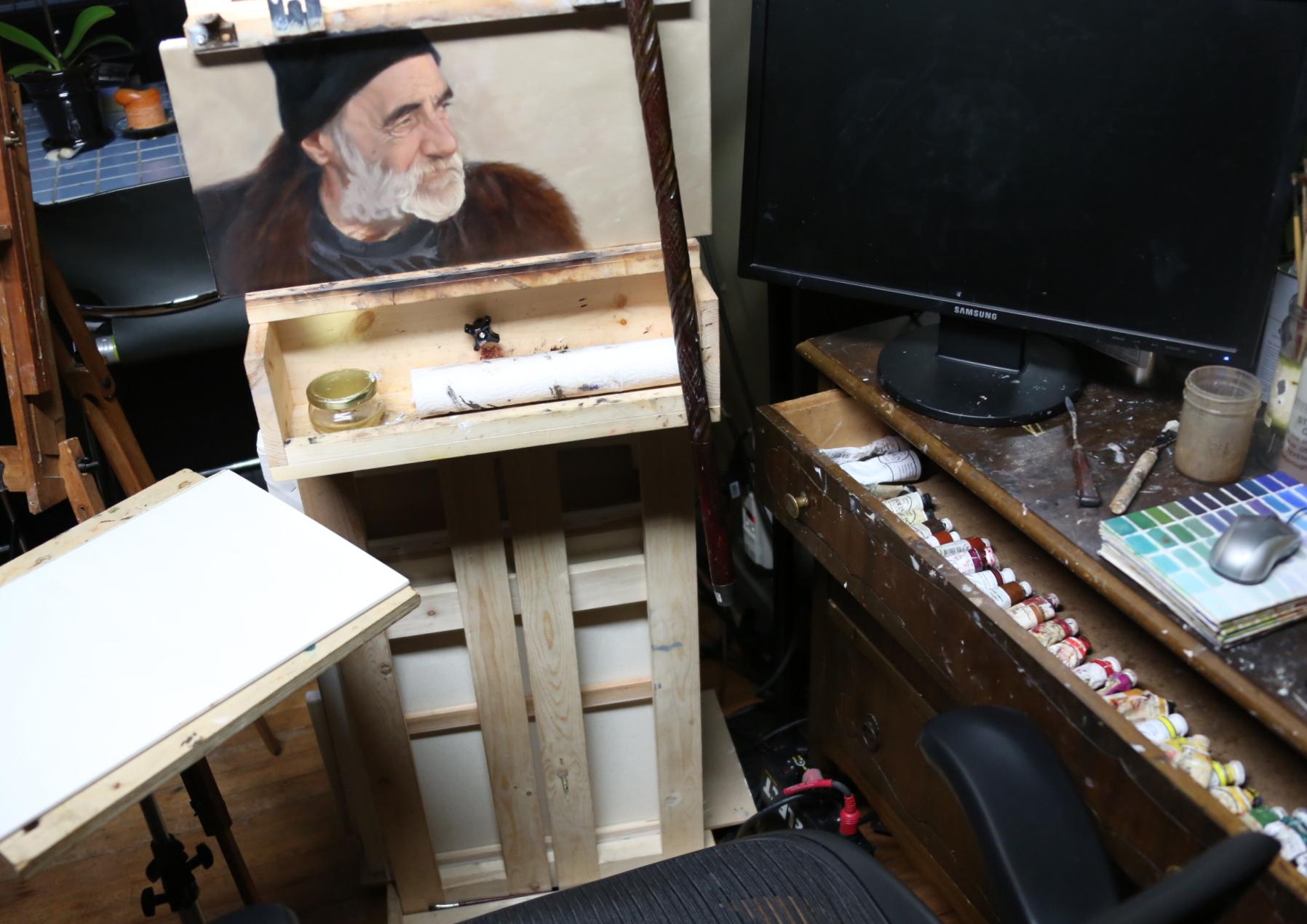 Studio setup