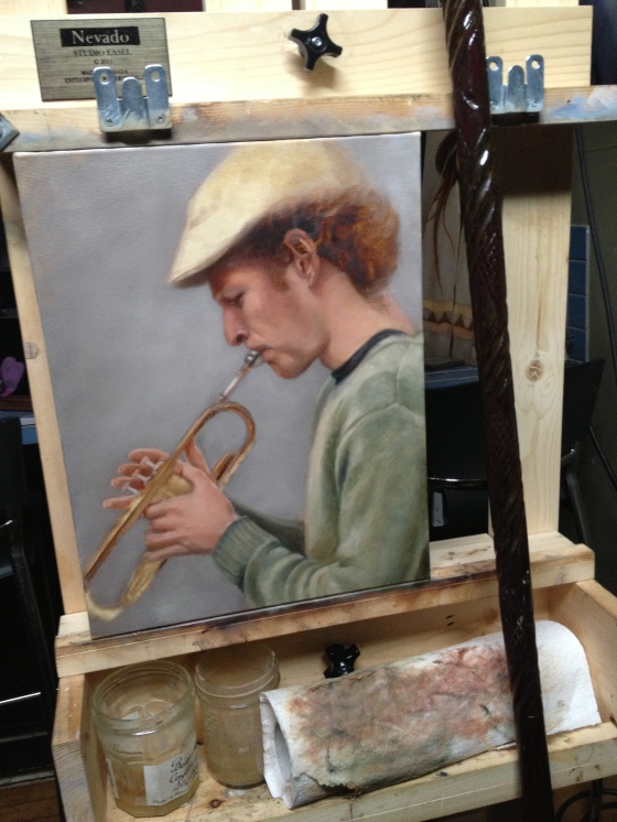 trumpeter progress1