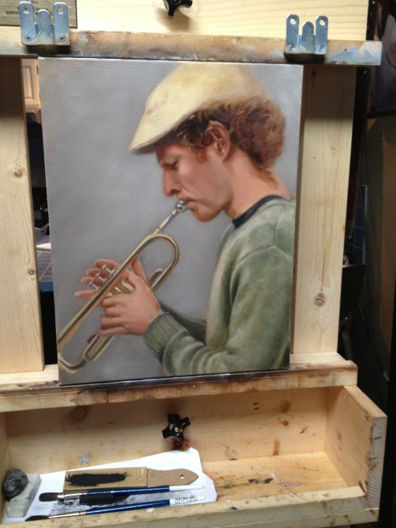 trumpeter progress2