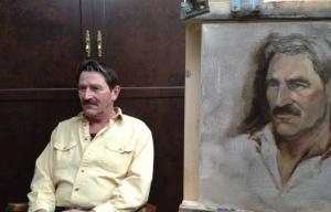 Rolf's portrait