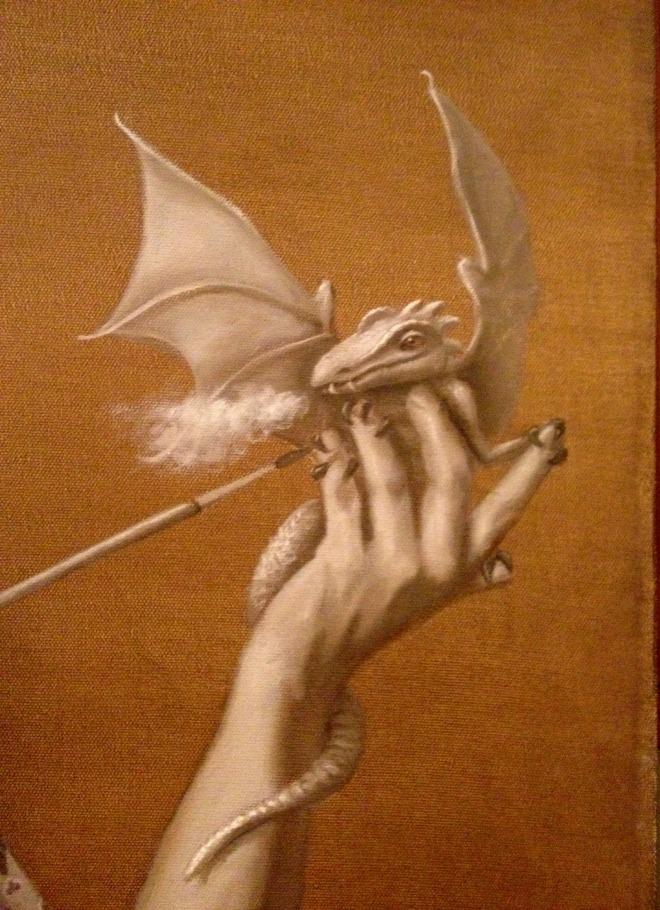 The Painter's Amuse Detail
